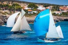 Panerai Classic Yacht Challenge 2014 XI Copa del Rey Clasica Menorca 2014 Ph: Guido Cantini/Panerai/Sea&See.com