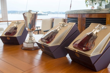 Hennessy Paradis Imperiale - Prizegiving of the Hennessy BlueBird Cup 2015